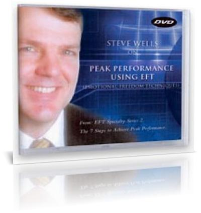 Steve Wells - Using EFT for Peak Performance