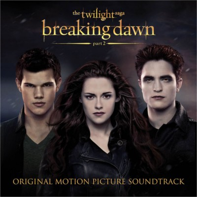 VA  -  The Twilight Saga Breaking Dawn  -  Part 2 (2012) [OST iTunes M4A]
