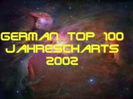 VA,German Top 100 ,Jahrescharts 2002