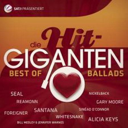 VA,Die Hit Giganten,Best Of Ballads (Box-Set) (2011)
