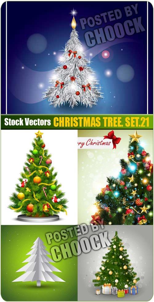 Новогодняя елка. Вып.21 | Christmas tree. Set.21