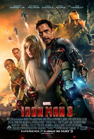 Iron Man 3 (2013) R6 Line XVID - Hiest