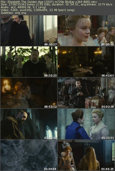 Elizabeth: The Golden Age (2007) m720p BluRay x264-BiRD