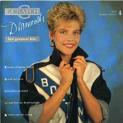 C.C.Catch – Diamonds: Her Greatest Hits [1988]