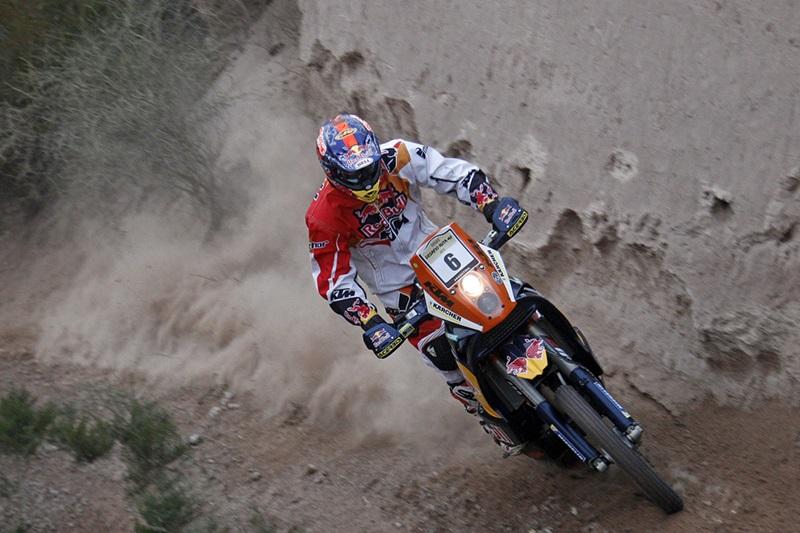 Курт Каселли выиграл ралли Desafio Ruta 40 2013