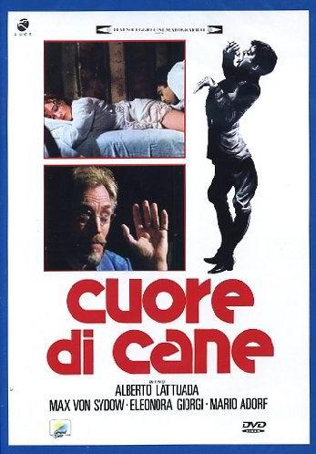 Собачье сердце / Cuore di Cane (1976) DVDRip