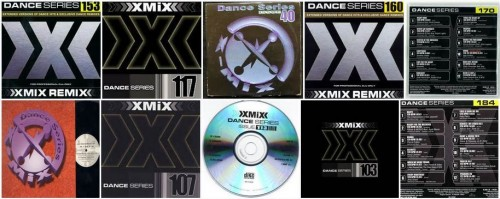 Ultimate X-Mix Dance Series Collection Vol 175-187 (2015)