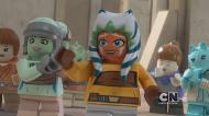 ����: �������� �����: ������� ������� ���� / Lego: Star wars: The Empire strikes out (2012) HDTV 1080p + 720p + HDTVRip