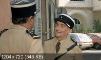Жандарм и инопланетяне / Le gendarme et les extra-terrestres (1978) BDRip 1080p / 720p + BDRip