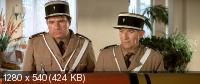 ������� �� ������ / Le gendarme en balade (1970) BDRip 1080p / 720p + BDRip