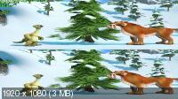 Ледниковый период: Гигантское Рождество 3D / Ice Age: A Mammoth Christmas 3D (2011) BluRay + BDRip 1080p