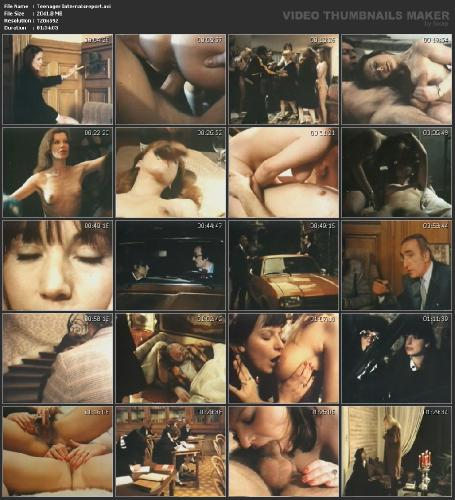 Pensionnat tres special 1979 full vintage movie - 2 part 10