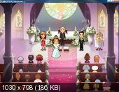 Delicious 8: Emily's Wonder Wedding. Premium Edition (2012/ENG/PC/Win All)