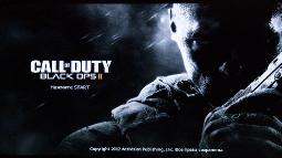 Call of Duty: Black Ops II / COD: Black Ops 2