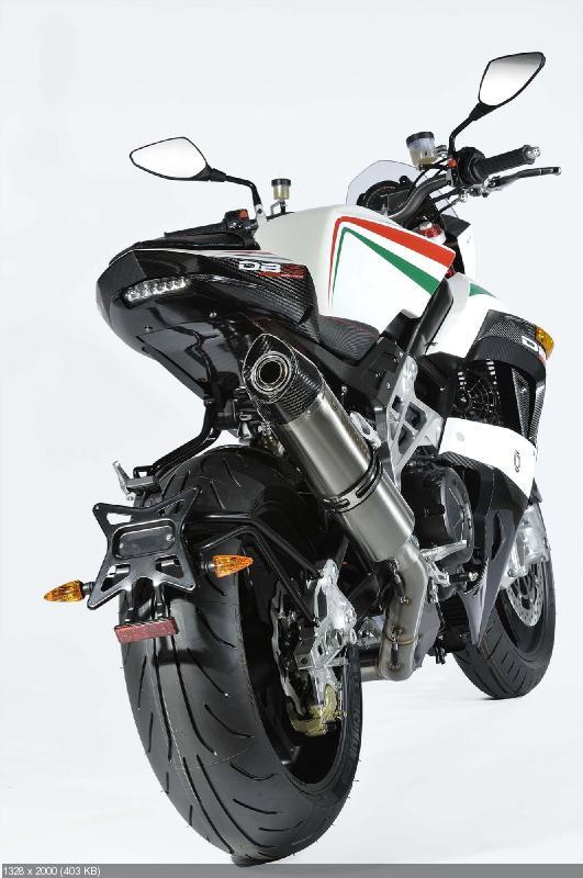 Мотоцикл Bimota DB9 Brivido Italia 2013