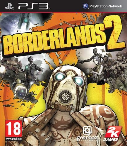 Borderlands 2 EUR PS3-Kimse
