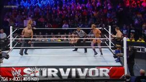 WWE Survivor Series 2012 (2012) HDTVRip