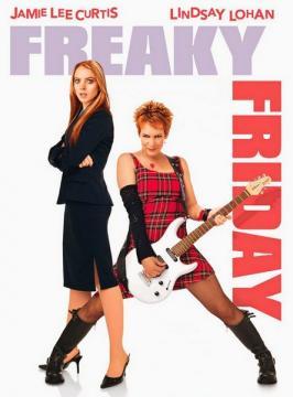 Чумовая пятница / Freaky Friday (2003) WEB-DLRip 720p