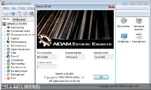AIDA64 Extreme Edition 2.70.2222 Beta Portable by Invictus