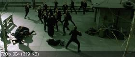 �������: ������������ / The Matrix Reloaded (2003) HDRip