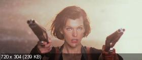 Обитель Зла: Возмездие / Resident Evil: Retribution (2012) DVDRip от Scarabey | Лицензия