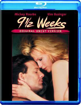 9 1/2 недель / Nine 1/2 Weeks (1985) BDRemux 1080p