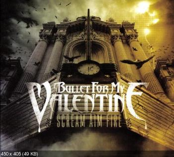 Bullet For My Valentine - Discography (2004-2013) (Lossless) + MP3