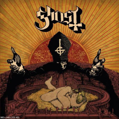 Ghost - Infestissumam (2013) [Japanese Edition]