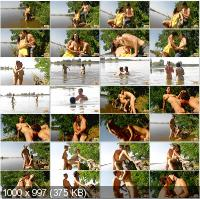 Erika - Hot Sex With A Beautiful Young Girl On The Lake (2013) HD 1080p