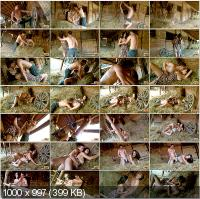 Irenka - Hot Sex On A Farm With A Beautiful Young Girl (2013) HD 1080p