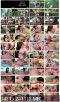 Molly Cavalli, Shyla Jennings - Bubble Butts (2013) HD 720p