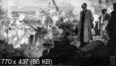 Нашел в Интернете картины художника П.И. Котова.  Максим Горький на строительстве Сормовской верфи. .