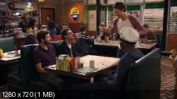 ������ �� ������� / Men at Work [2 �����] (2013) WEB-DL 720p