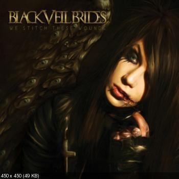 Black Veil Brides - Дискография (2010-2012) (Lossless) + MP3