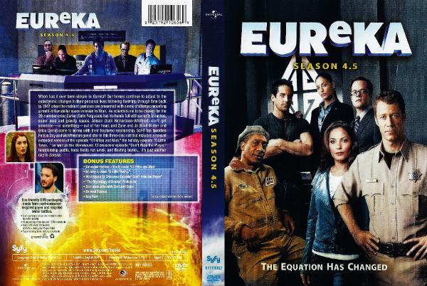 Эврика (Eureka) смотреть онлайн (все сезоны 1-5