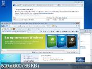 Microsoft Windows 7 Ultimate SP1 IE10 Activated - AIO by m0nkrus