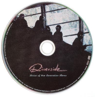 Riverside - Shrine Of The New Generation Slaves (2013, Mediabook Edition)