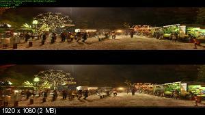 Техасская резня бензопилой 3D / Texas Chainsaw 3D  (Лицензия by Ash61) Вертикальная анаморфная