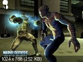 Marvel Nemesis: Rise Of The Imperfects (2005) (RUS) (PS2)