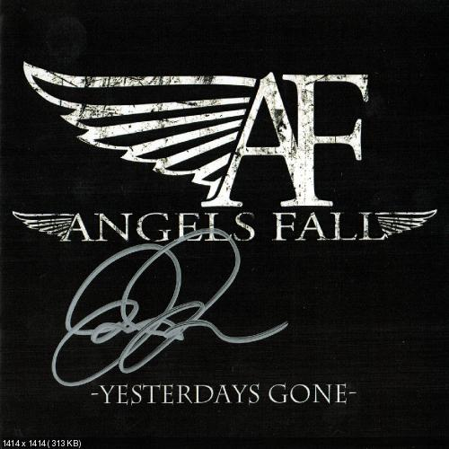 Angels Fall Yesterdays Gone