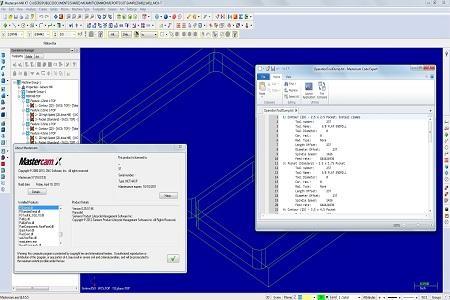 Mastercam X7 ( v.16.0.5.5, 2013, ENG )