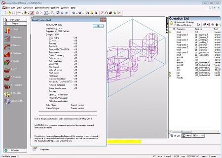 Delcam FeatureCam 2013 R3 SP0 ( v.19.8.1.432013, Rus )