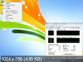 Windows 7 SP1 - Light 1.7 by X-NET x86/64 (2013/RUS) 2DVD