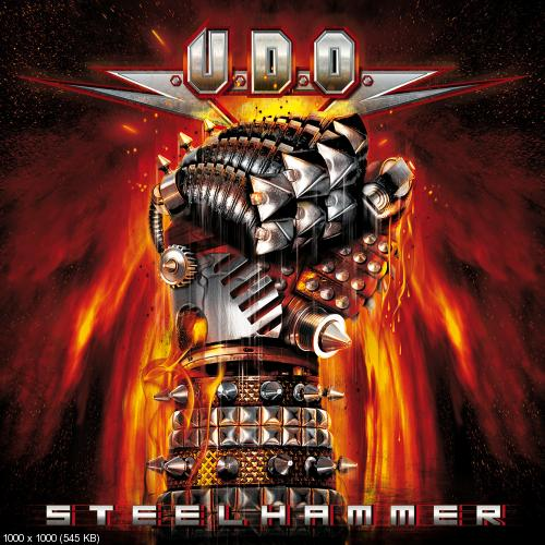 U.D.O. - Steelhammer (2013) [Limited Edition]