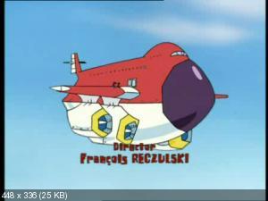 X-treme утки (52 серии) / X-DuckX (2001-2005) 4xDVD5 + DVDRip