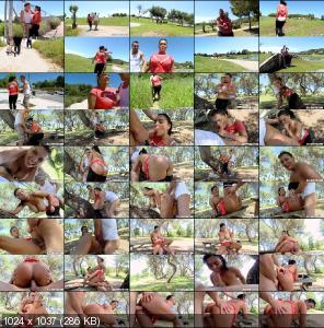 Jasmine Black - Latin Porn In Public (2013) HD 720p