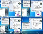 Windows 7 SP1 x86/x64 Ru 4in1 Orig-Upd 05.2013 by OVGorskiy� 2DVD