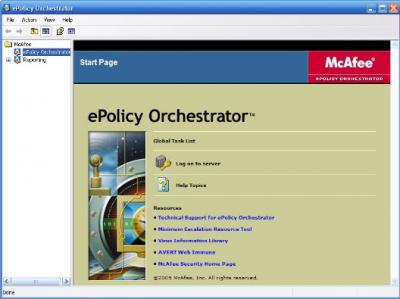 McAfee ePolicy Orchestrator v5.0.0.1160 (2013/ML/RUS)