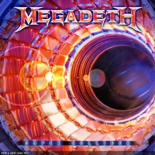 Megadeth - Super Collider (2013) [Best Buy Exclusive]
