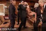 Zoey Monroe - Kink/ HardcoreGangBang (2013/ HD 720p)